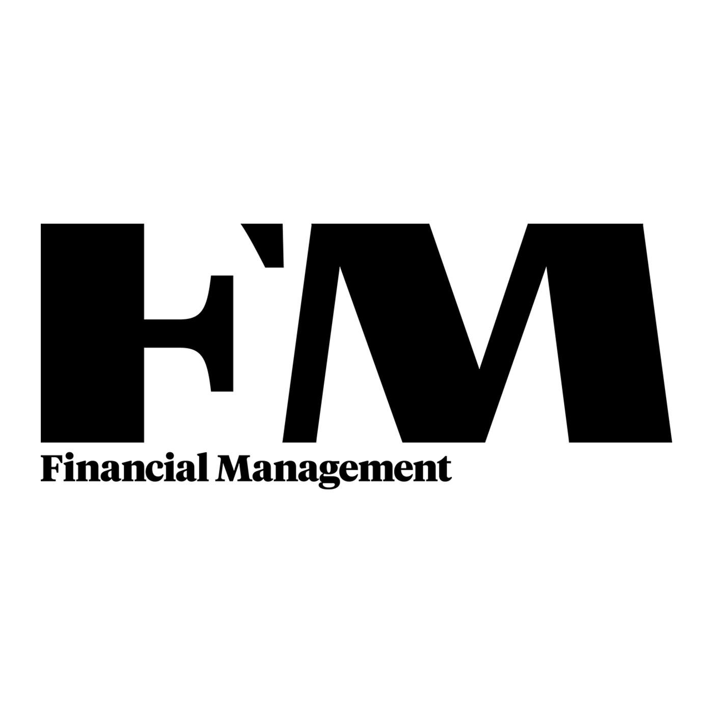 Financial Management (FM) magazine show art