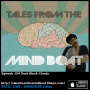 Artwork for #104 Tales From The Mind Boat - Dark Black Cloud
