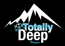 Totally Deep Backcountry Skiing Podcast 14: Rando (not Skimo) racers  Jessie Young and Max Taam