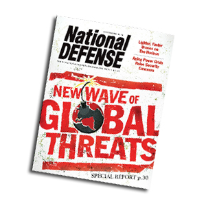 Artwork for New Wave of Global Threats - November 2012