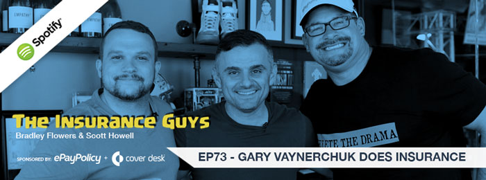 Insurance Guys | Gary Vanyerchuk | 73 | e-pay | cover desk