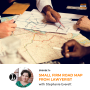 Artwork for Small Firm Roadmap from Lawyerist with Stephanie Everett [LGE076]