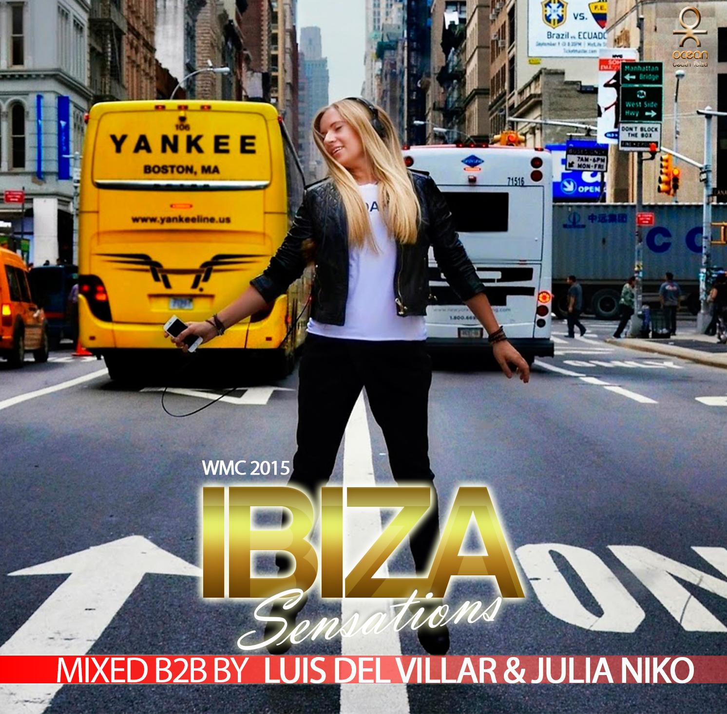 Artwork for Ibiza Sensations 113 WMC 2015 Set b2b with Julia Niko