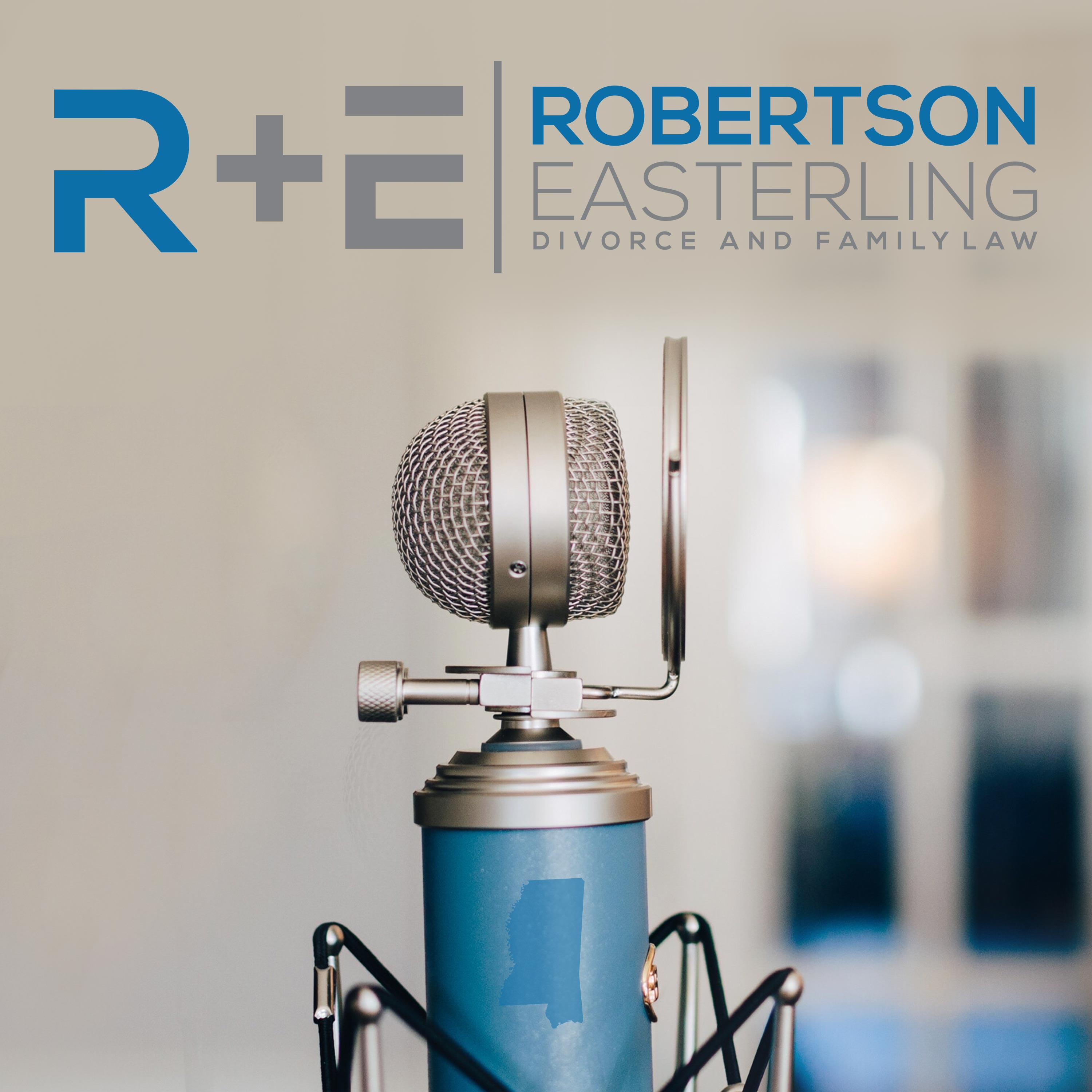 The Robertson and Easterling Podcast show art