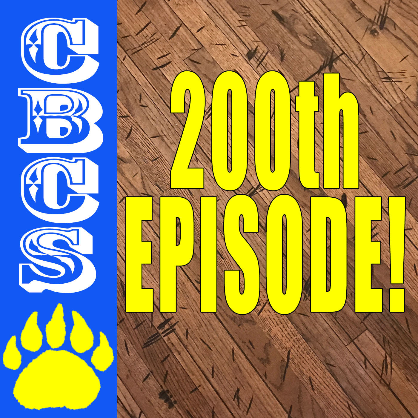 Artwork for 200th Episode! 2002 Country Bears LE Cast & Crew Pin - Country Bear Collector Show #200
