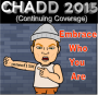 Artwork for CHADD 2015 Recap. Day One in New Orleans