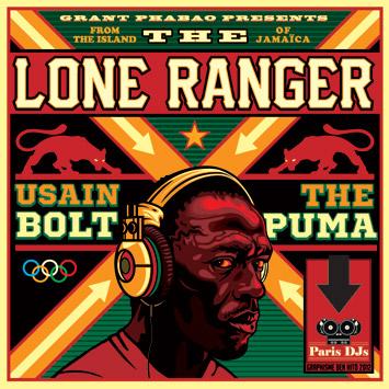 Grant Phabao presents The Lone Ranger - Usain Bolt The Puma