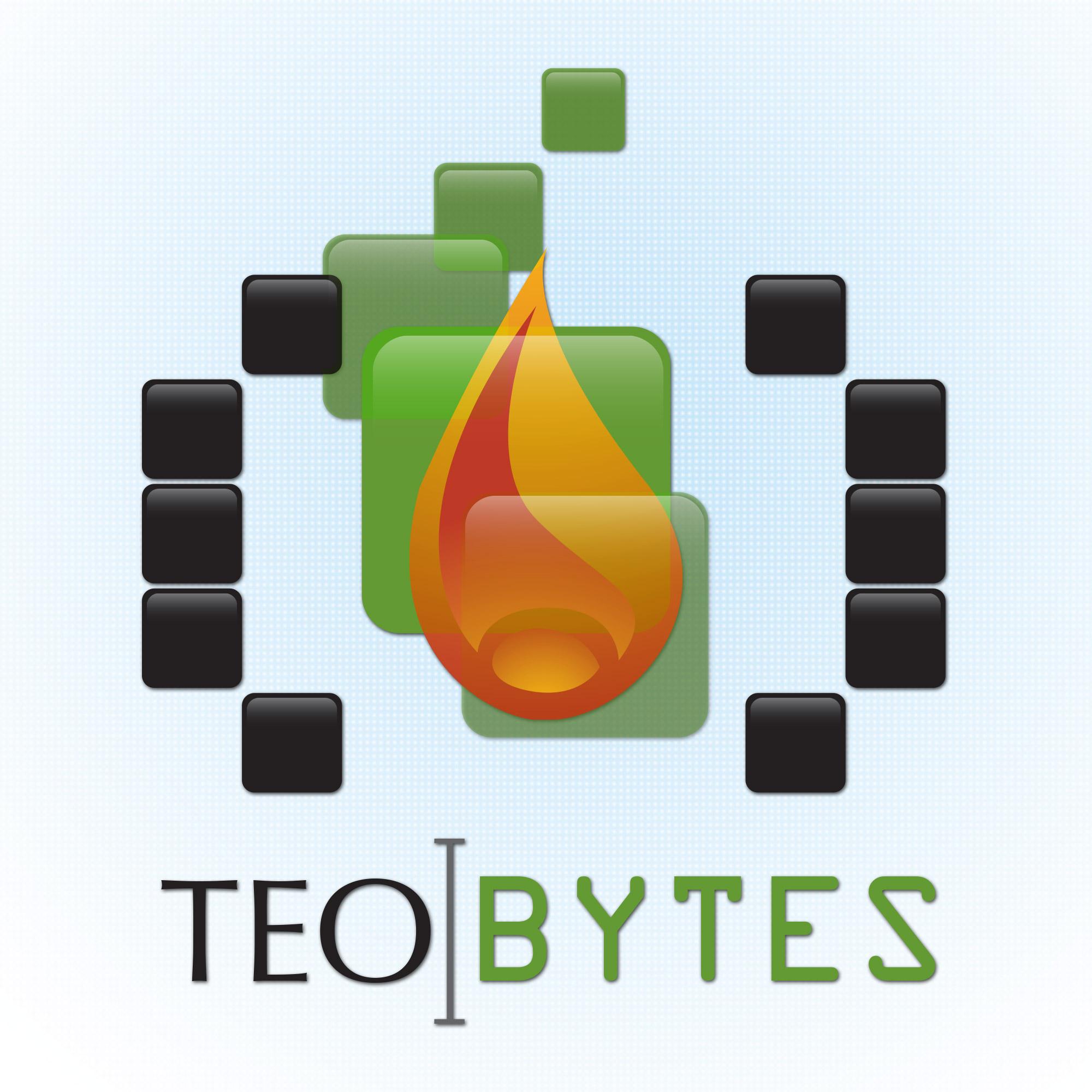 TeoBytes logo