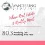 Artwork for Episode 80.3:   Wandering Zen - Wandering State Fairs