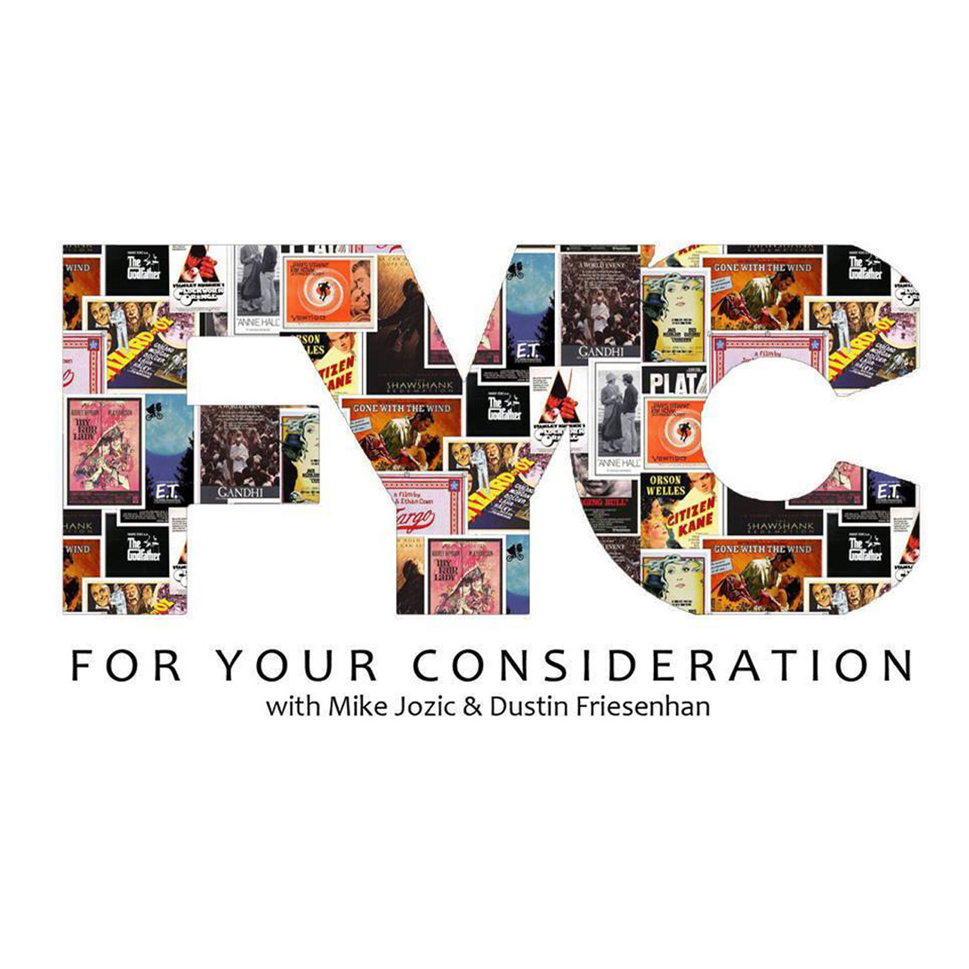 For Your Consideration show art