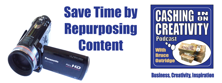 Repurpose your content