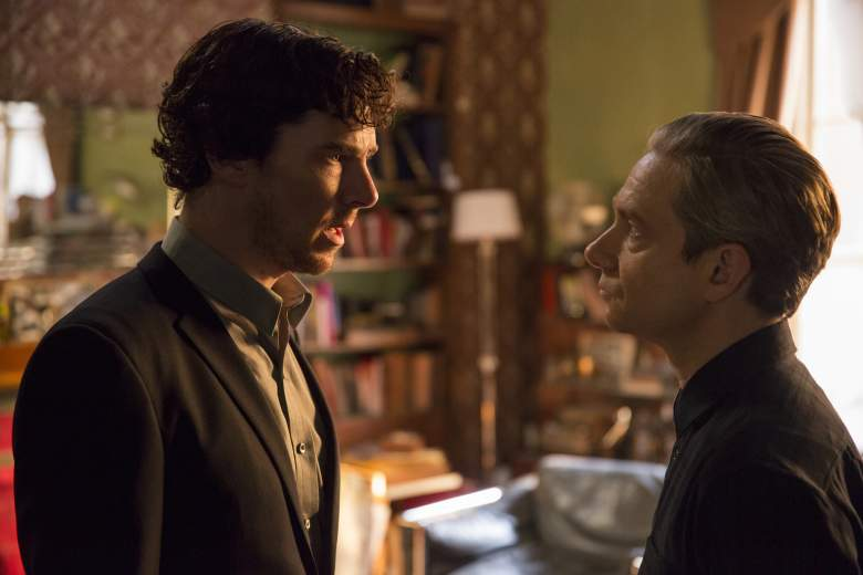 Episode 419: Sherlock - S4E2 - The Lying Detective