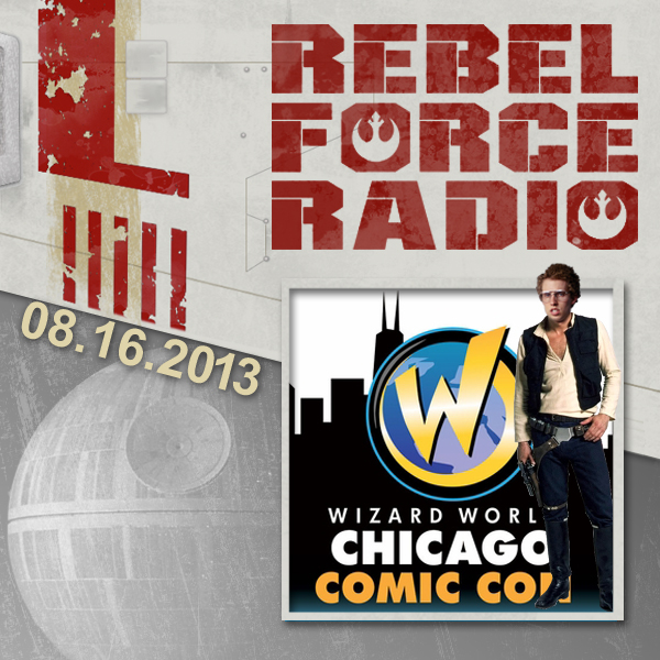 "RebelForce Radio"" August 16, 2013"