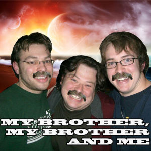 My Brother, My Brother and Me: Episode 01