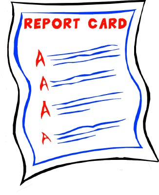 Mid-term Report Card