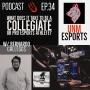 Artwork for 34 - Bernardo Gallegos UNM Esports Advisor a New Mexico Esports gaming podcast