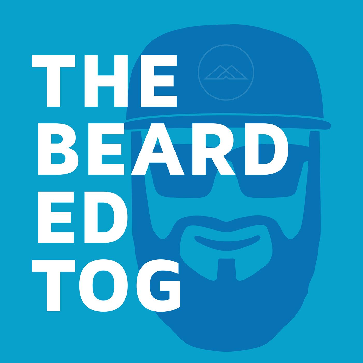 The Bearded Tog show art