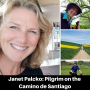 Artwork for Janet Palcko - Pilgrim on the Camino de Santiago