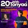 Artwork for New Beginnings in District 1 w/ Rhonda Logan| 20 With TONYAA | KUDZUKIAN