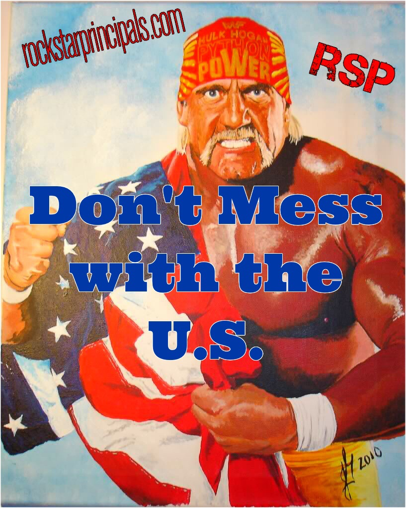 Happy Fourth of July from RSP!