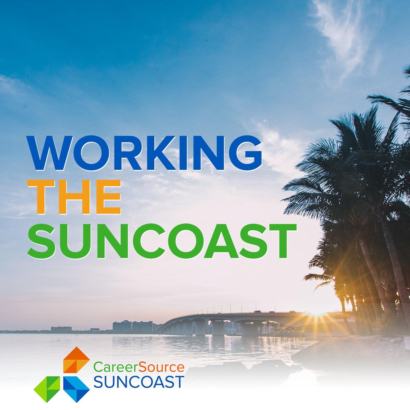 Working The Suncoast show art