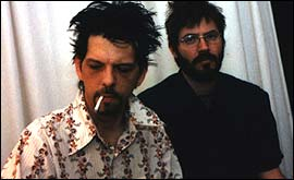 Sparklehorse and William Blake tag team a great city.
