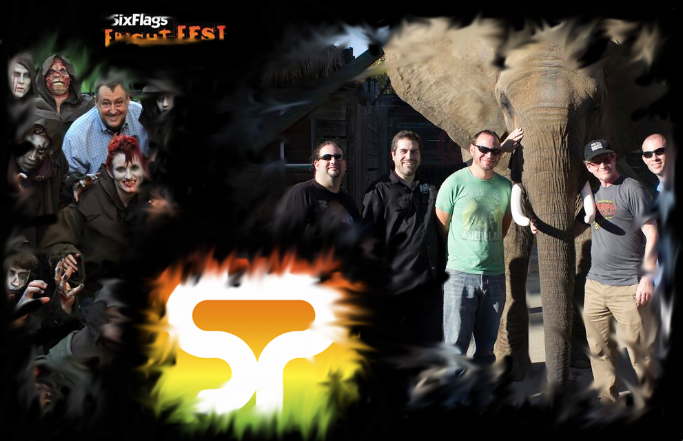tspp #248- Fright Fest Six Flags Discovery Kingdom w/ Don McCoy! 10/15/13