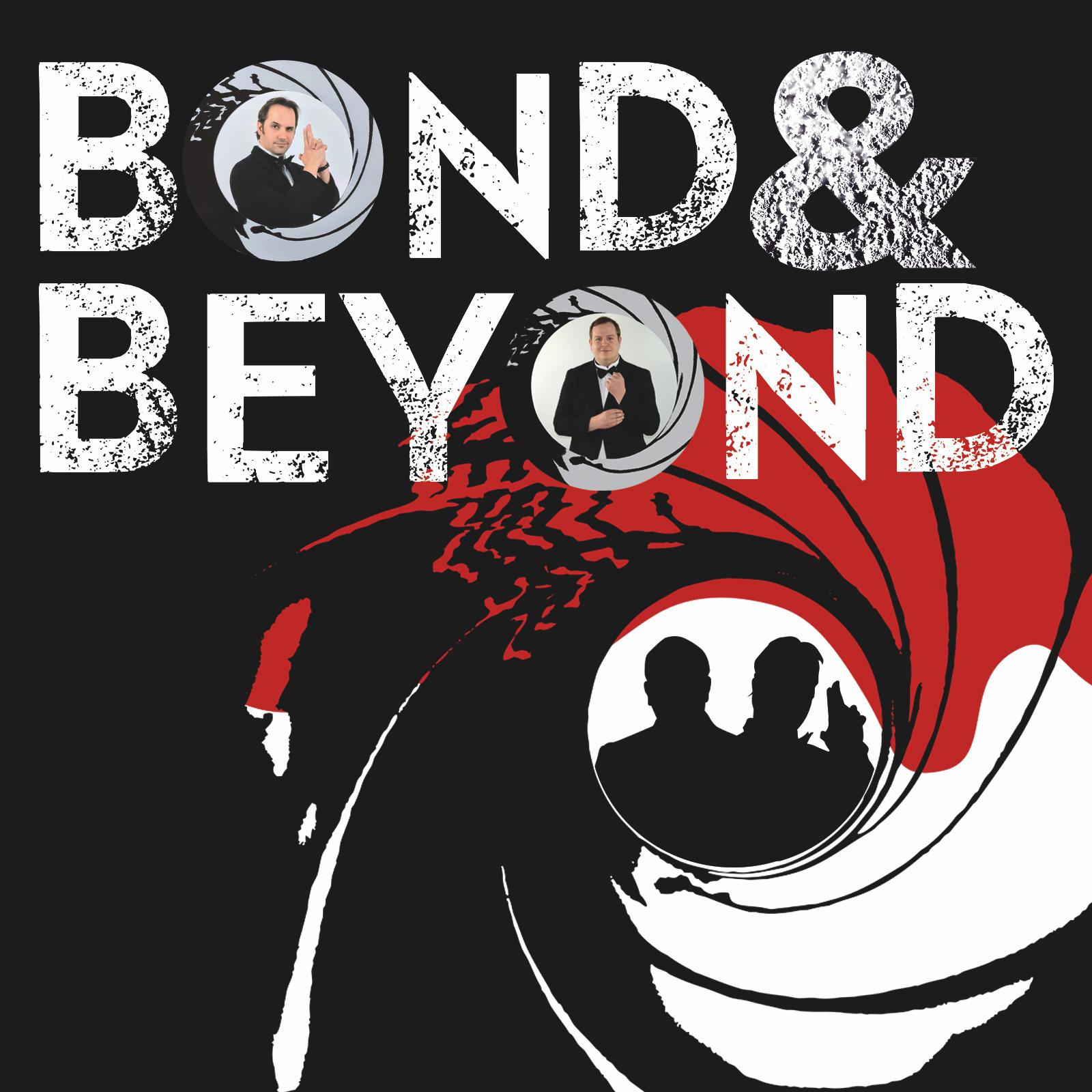 Bond & Beyond show art