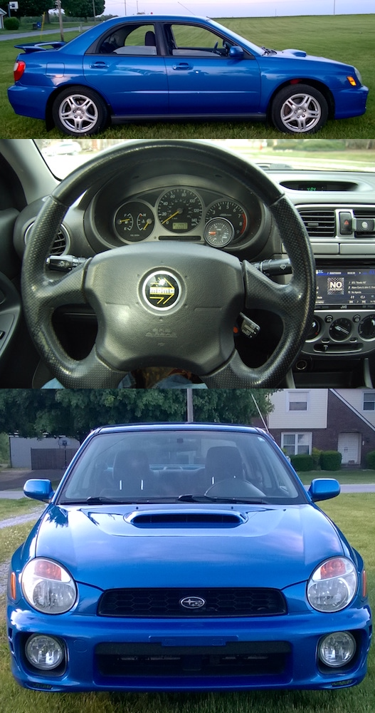 DC120: 2003 Subaru WRX Longitudinal Review