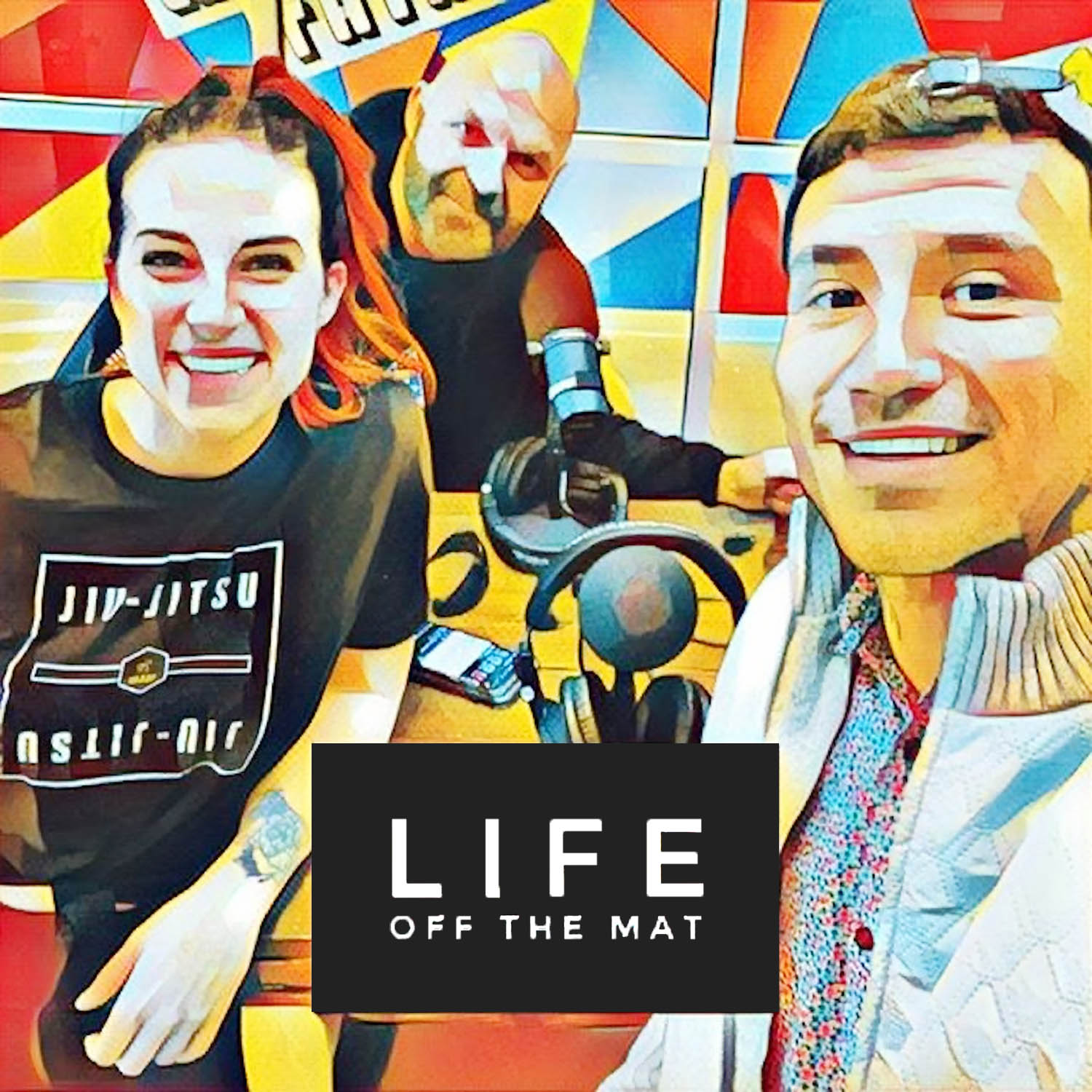 Life Off The Mat Podcast - COVID-19 SPECIAL Episode show art