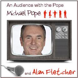 with Alan Fletcher