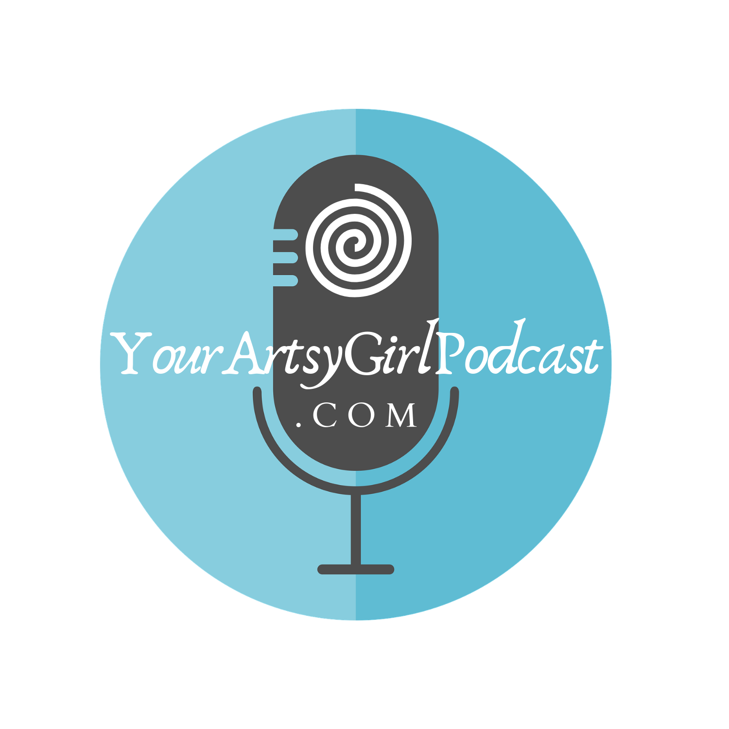 YourArtsyGirlPodcast show art