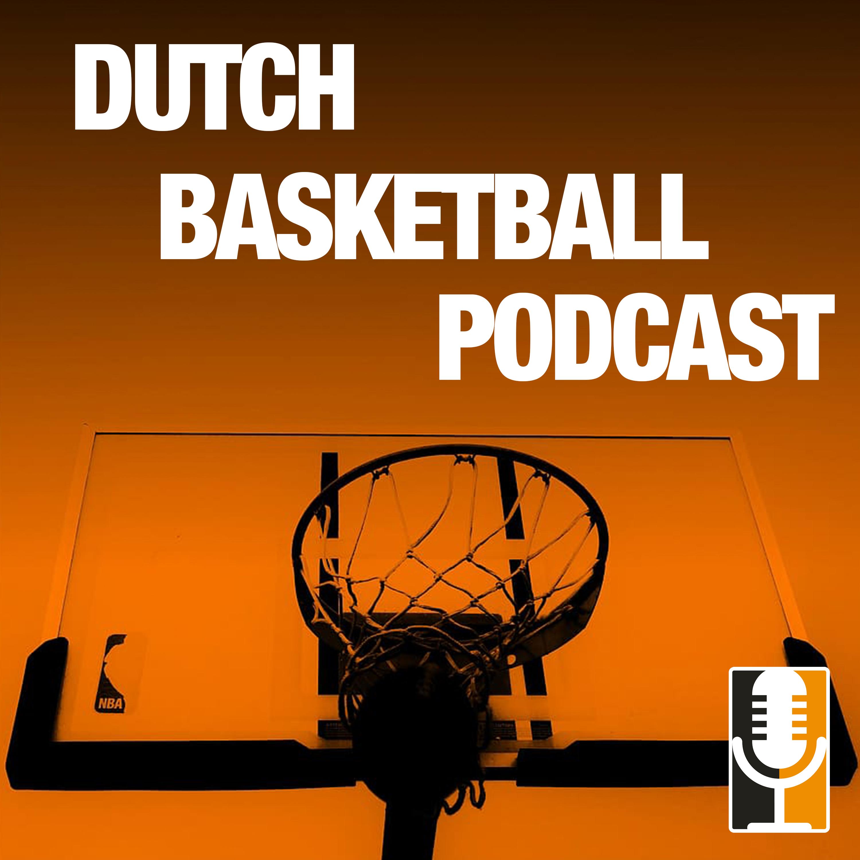 Dutch Basketball Podcast logo