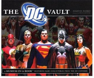 Cracking the DC Vault With Marty Pasko
