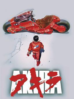 #64; AKIRA (Anime Arc)