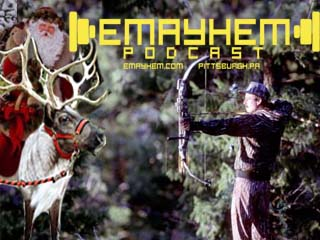 EMayhem: The Reindeer Hunters!!