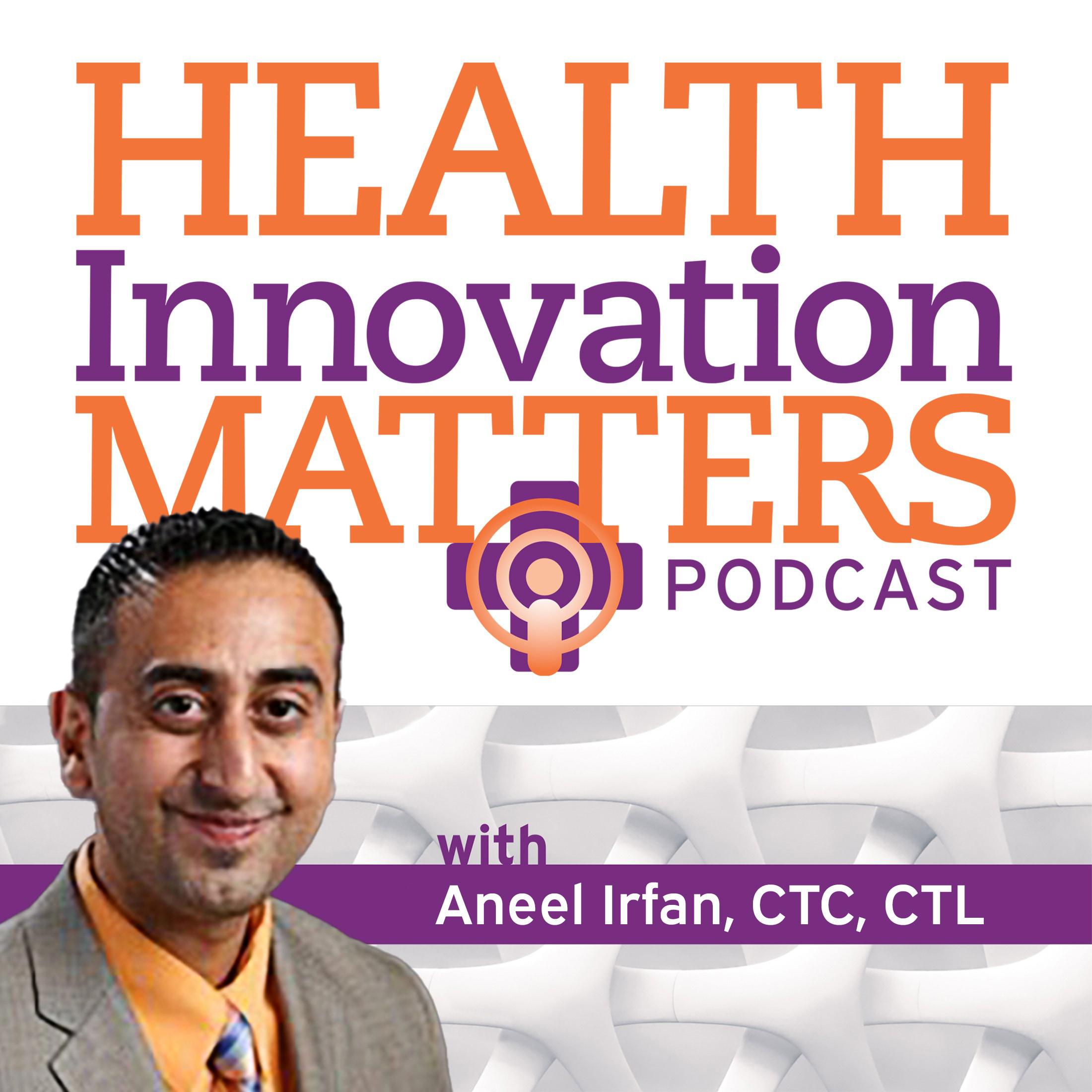 Health Innovation Matters show art