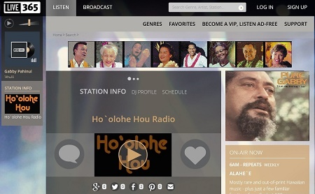 Ho`olohe Hou Radio - Press Release