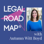 Artwork for The pitfalls of filing a trademark yourself and how a lawyer can help (Legal Road Map®Podcast S2E21)