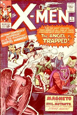 The X-Men Blog -- The X-Men 5