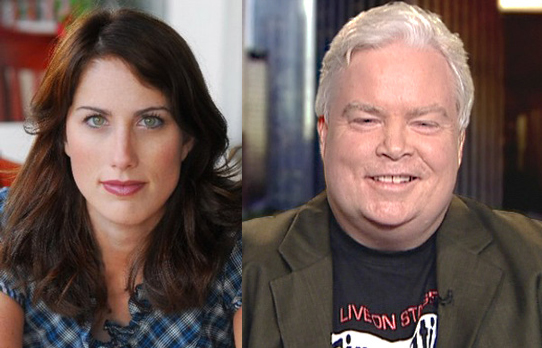 TV's Frank Conniff Vs.  Erin Foley