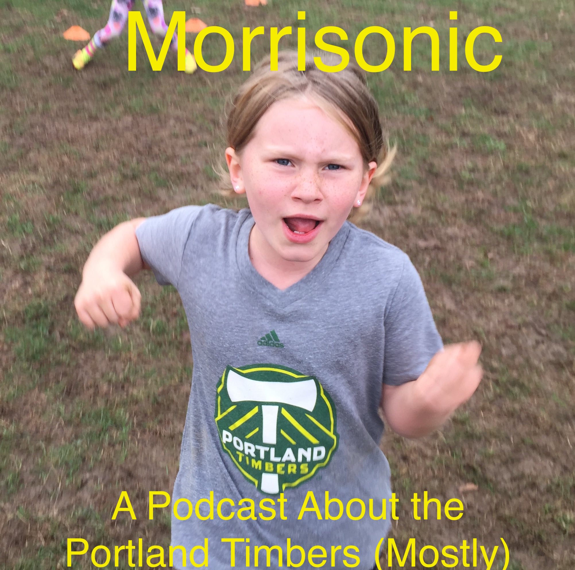 Morrisonic: A Podcast About the Portland Timbers (Mostly) show art