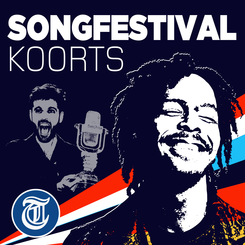Songfestivalkoorts logo