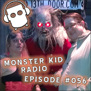Monster Kid Radio #056 - Christmas Greetings and Visiting Krampus