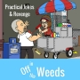 Artwork for Practical Jokes & Revenge | Off in the Weeds 009