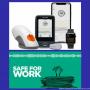 """Artwork for Dexcom G6 First Impression / """"Safe at Work"""" promo"""