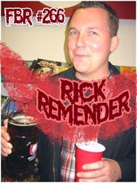 Fanboy Radio #266 - Rick Remender LIVE