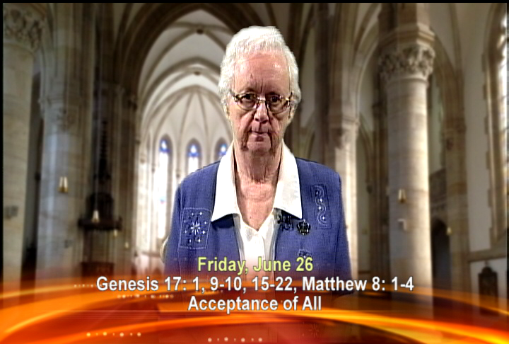 Artwork for Friday, June 26th Today's Topic: Acceptance of all