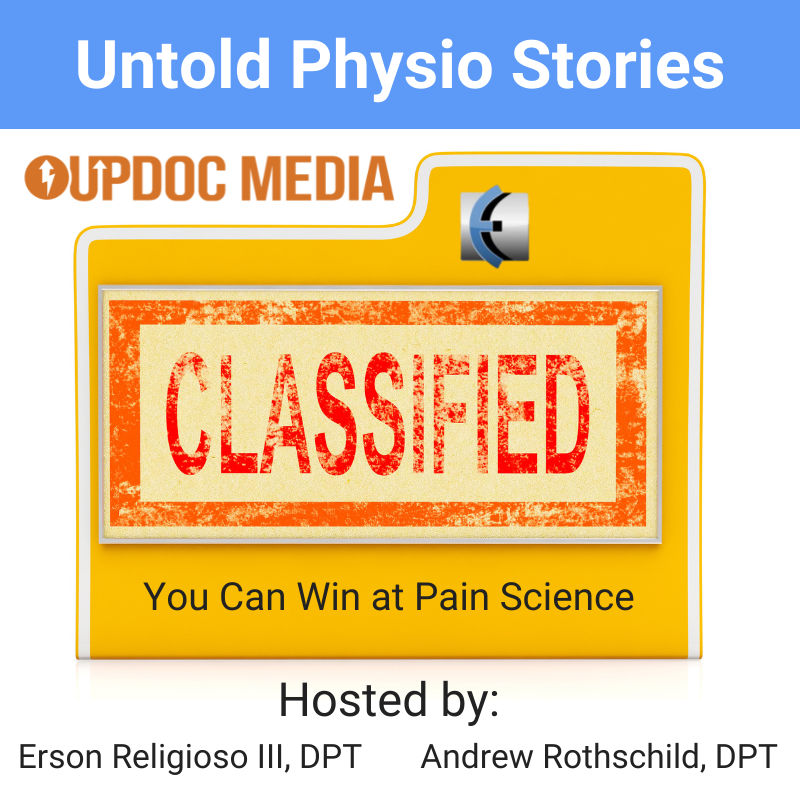 You Can Win at Pain Science
