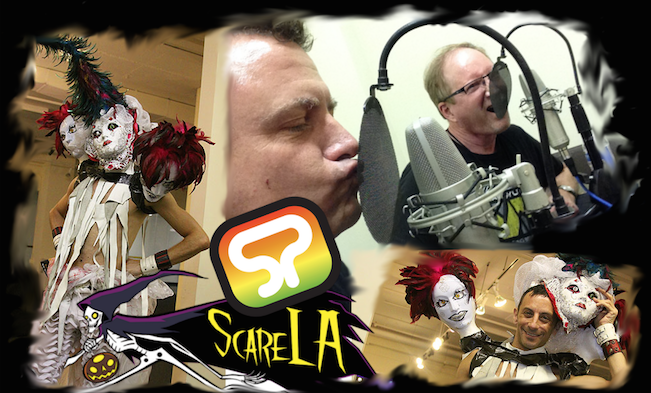 tspp #282-Scare LA '14 w/ Chris Williams, Ben Dickow & More! 10/1/14